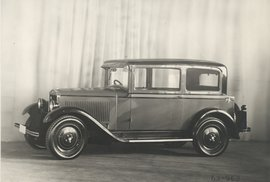 Škoda 422 Tudor
