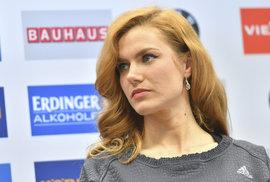Biatlonistka Koukalová: Kdyby mi dovolili odpočívat, měla bych šanci na olympiádu jet, teď ve mně vidí zrádce