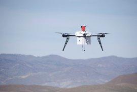 Bezpilotní drony budou v Číně detekovat tajfuny i radiaci
