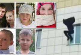 Tragédie v Rusku: Požár nákupního centra zabil 64 lidí, mez nimi hodně dětí. Centrum…