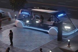 Budoucnost automobilové dopravy pod zemí? To si myslí tuneláři Elona Muska