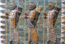 Děsivá armáda starověké Persie: Nesmrtelní naháněli hrůzu všem, ztroskotali až v…
