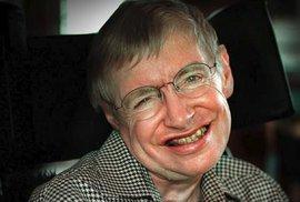 Fyzik Stephen Hawking se domníval, že lidé s pozměněnou DNA Vyhladí obyčejné lidi