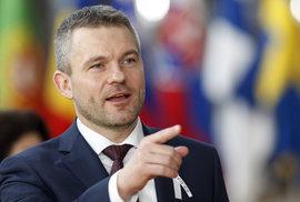 Pellegrini v Praze: Česko a Slovensko by mohly mít společné uložiště radioaktivního odpadu
