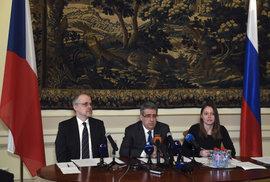 Ruský velvyslanec přirovnal kauzu otravy agenta Skripala k rozpoutání dopingové aféry ruských sportovců