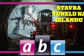 Jak česká firma staví tunel na Islandu: Výbuchy a kameny