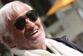 Z boxera filmovou hvězdou: Slavný francouzský herec Jean-Paul Belmondo slaví 85. …