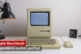 Konec velkých neosobních krabic. Příchod Apple Macintoshe změnil navždy svět…