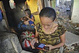 Bydlení nahřbitově, Filipíny