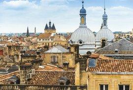 Střechy starého města, které bylo v roce 2007 zařazeno na seznam památek UNESCO