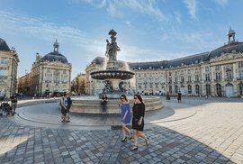 Znovuzrozené Bordeaux