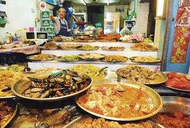 Tisíc chutí Bangkoku