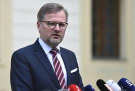 Předseda ODS Petr Fiala: Za neexistenci vlády s důvěrou nemůže výsledek voleb, ale Andrej Babiš