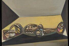 Dílo Postac Martwa od polského avantgardního umělce Tadeusze Kantora.