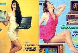 Playboy pro ajťáky: Časopis, který by v dnešní době byl nepochybně označen za sexistický