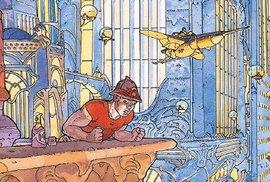 Praotec Moebius. Ten, který pořád padal: v komiksech, ve snech i v životě