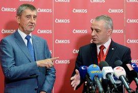 Rostou české mzdy příliš rychle? A má se státním zaměstnancům přidávat na platech tak, jak to chtějí odbory?