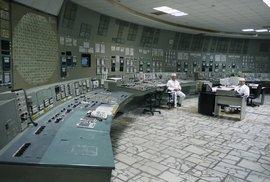 Atrakce s radiací maximálně 3,5 rentgenu. Řídící centrum Černobylu se otevřelo turistům