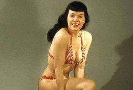 Bettie Page: Královna pin-upu a idol ženské krásy 50. let minulého století.…