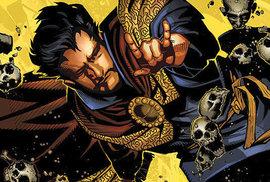 Magický Avenger Dr. Strange se dočkal sólovky v češtině