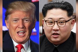 Trump zrušil historické setkání s vůdcem KLDR. Kim prý vyjadřoval hněv a otevřené nepřátelství