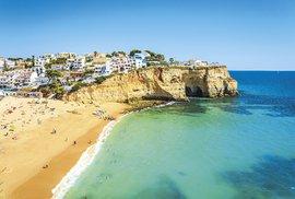Portugalský region Algarve: Ráj nakonci Evropy