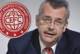 J&T převzala CEFC a odvolala vedení včetně Tvrdíka. Ten odvolání neuznává a chystá právní kroky