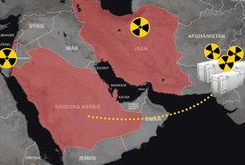 """""""Smrt Americe!"""" Blízký východ se otřásá, spustí konec íránské dohody masivní jaderné zbrojení?"""
