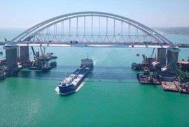 Krymský most.