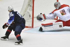 Česko vs. USA 2:3. Hokejisté opět končí na MS ve čtvrtfinále. Utkání jsme pro vás komentovali online