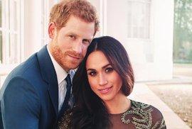 Sledujeme online: Královská svatba prince Harryho a Meghan Markle