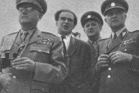 Ministr, šedá eminence či šéf brněnských rudých. Koho komunisté popravili společně se Slánským?