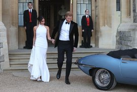Vévodkyně a vévody ze Sussexu a jejich hollywoodský glamour styl