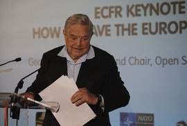 Miliardář George Soros představil svůj plán na reformu EU i svůj snahu zabránit brexitu.