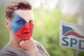 Týden v Česku: Olivka Žižková zachrání vlast a děcka se nacpou koblih
