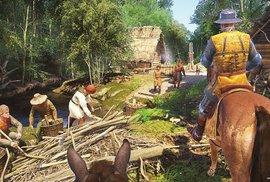 Kingdom Come popisuje i život nevolníků na začátku 15. století