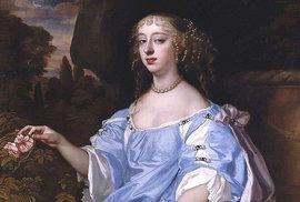 Photoshop 17. století. Jaký byl ideál ženské krásy na dvoře anglického panovníka?