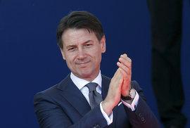 Nový italský premiér: Požadujeme povinné automatické přerozdělování uprchlíků mezi země EU