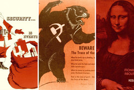 Propaganda po americku: Takhle vláda USA bojovala proti všudypřítomným sovětským …