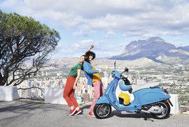 Okouzlující Vespa Primavera oslavuje 50té narozeniny!