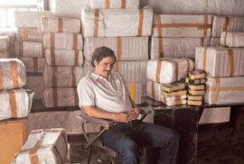 Vseriálu Narcos Escobara skvěle zahrál Wagner Moura