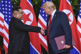 Druhé setkání Trumpa a Kima zažije koncem února Hanoj
