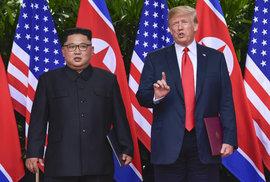 Lhal Kim? KLDR zřejmě pokračuje ve výrobě balistických střel, dosvědčují to satelitní snímky i tajné služby