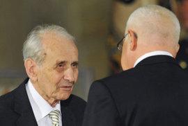 Zemřel František Suchý. Politický vězeň za nacismu i komunismu ukrýval popel obětí režimů, včetně Horákové