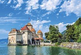 Švýcarsko: Chillon
