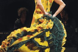 """""""K flamenku jsem přišla na studiích v USA díky učitelce španělských tanců"""""""
