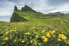 Divoký a nehostinný kout Islandu. To je neobydlený poloostrov Hornstrandir