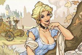 Bez ostychu a bez prádla: Druuna a Coralina a jejich vlhké komiksové snění