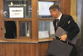 Babiš zažaloval Slovensko kvůli své evidenci ve svazcích StB u Evropského soudu pro…