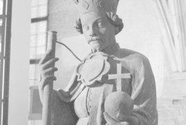 Nejstarší syn Karla IV. Václav. Těšil se přízni pražských občanů díky tomu, že přesídlil z Pražského hradu do podhradí. Přesto se mu vládnutí nedařilo podle očekávání.